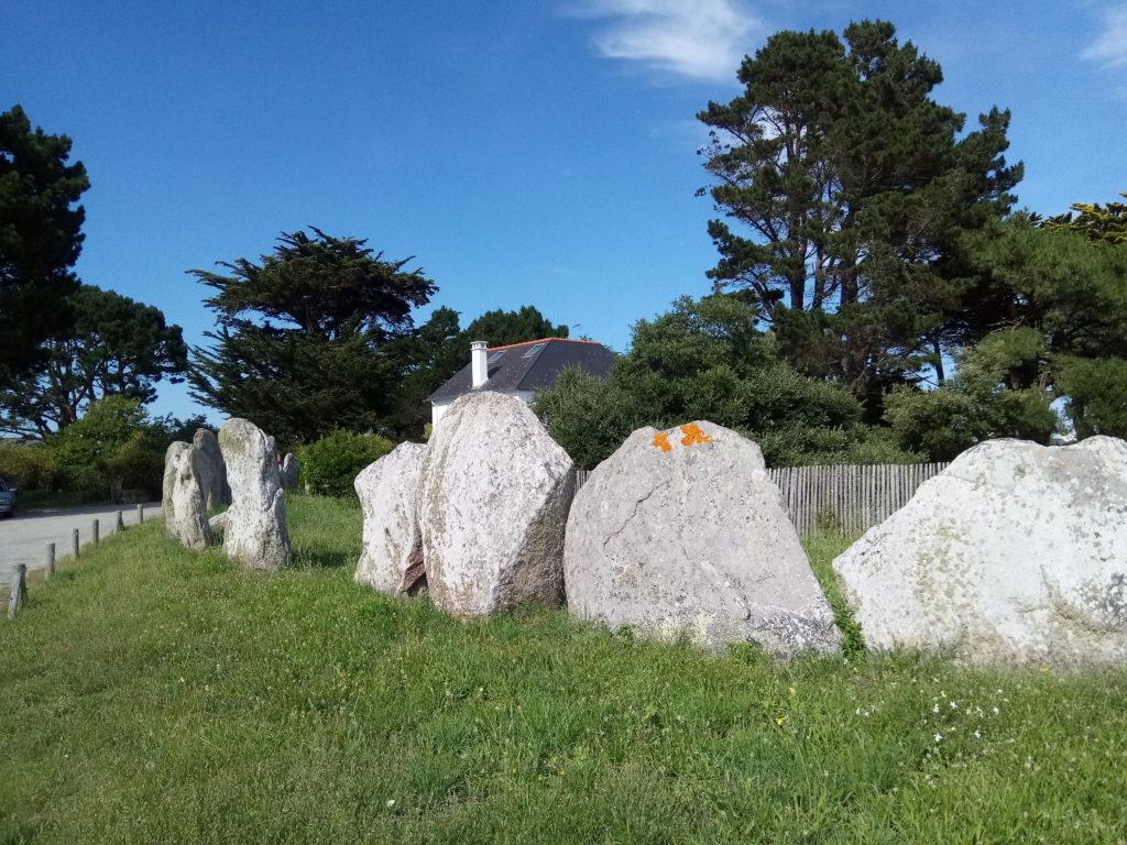 Visites commentées : Saint-Pierre Quiberon entre villages anciens et mégalithes.