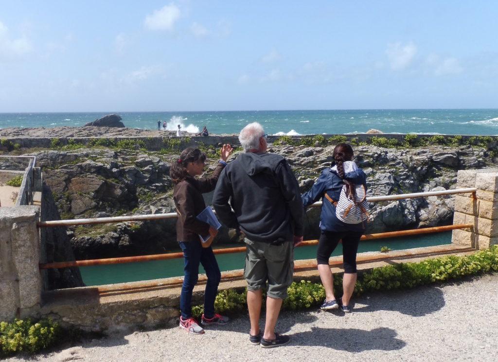 Un circuit à pied depuis le village du Manémeur vers la côte sauvage de Quiberon.