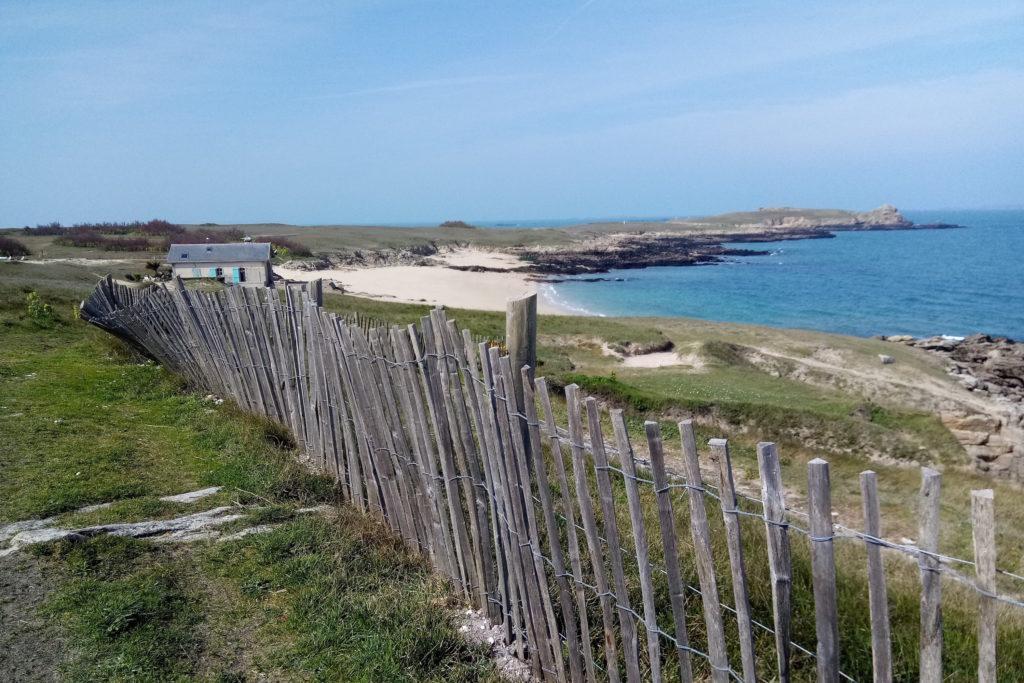 Hoédic, une île au large de Quiberon