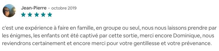 Avis de Jean-Pierre