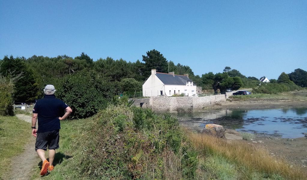 Balade sur la ria d'Etel, entre rivière et moulins